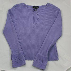 Xhilaration Lavender Sweater - Small